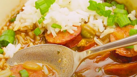 Chicken And Sausage Gumbo Recipe | DIY Joy Projects and Crafts Ideas