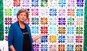 Grandma Mae's Economy Quilt Block