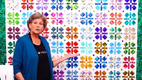 Grandma Mae's Economy Quilt Block | DIY Joy Projects and Crafts Ideas