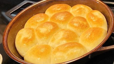 Country-Rolled Biscuit Recipe   DIY Joy Projects and Crafts Ideas